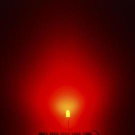 ال ای دی خود رنگ قرمز 5mm