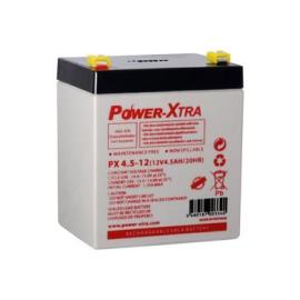 باتری سیلد اسید PowerXtra-12V-4.5Ah