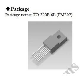 آی سی STR-W6750